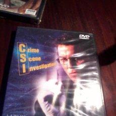 Series de TV: C.S.I. CRIME SCENE INVESTIGATION. PRIMERA TEMPORADA. 1.2.3. C9DVD. Lote 54940891