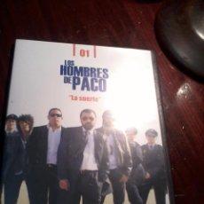 Series de TV: LOS HOMBRES DE PACOL LA SUERTE. DVD 1. C13DVD. Lote 55023035