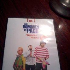 Series de TV: LOS HOMBRES DE PACO. OPERACIÓN PICACHU. . DVD 04. C13DVD.. Lote 55023074