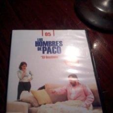 Series de TV: LOS HOMBRES DE PACO. EL INSTINTO. DVD 5. C13DVD. Lote 55023215