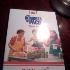 Series de TV: LOS HOMBRES DE PACO. EL APOCALIPSIS. DVD 6. C13DVD. Lote 55023239