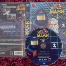 Series de TV: DVD SERIE TV ANIME MASK Nº 2 VERSION FRANCESA. Lote 55398568