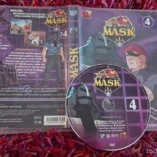 Series de TV: DVD SERIE TV ANIME MASK Nº 4 VERSION FRANCESA. Lote 55398601