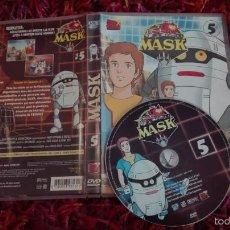 Series de TV: DVD SERIE TV ANIME MASK Nº 5 VERSION FRANCESA. Lote 55398633