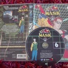 Series de TV: DVD SERIE TV ANIME MASK Nº 6 VERSION FRANCESA. Lote 55398677