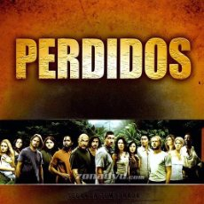 Series de TV: PERDIDOS - 2º TEMPORADA COMPLETA - PACK 7 DVD -ORIGINALES. Lote 55809018