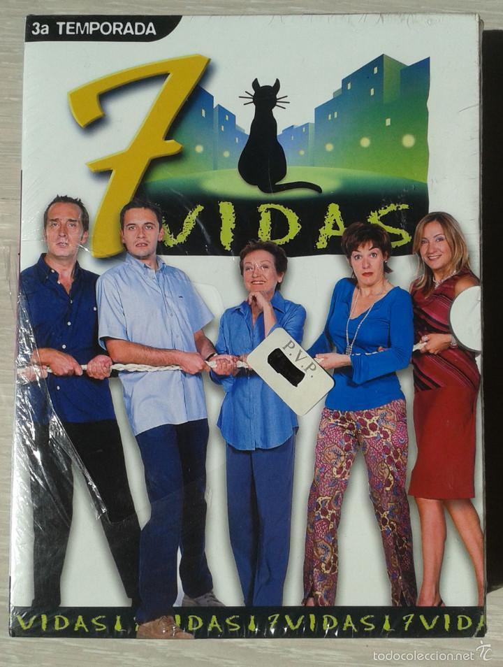 7 VIDAS (3ª TEMPORADA) [DVD] (Series TV en DVD)