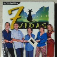 Series de TV: 7 VIDAS (3ª TEMPORADA) [DVD]. Lote 55880686