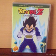 Series de TV: DRAGON BALL Z - LA SAGA DE FREEZER -VOLUMEN 12 - DVD EDICION REMASTERIZADA. Lote 55935010