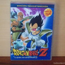 Series de TV: DRAGON BALL Z - LA SAGA DE LOS SAIYANS -VOLUMEN 7 - DVD EDICION REMASTERIZADA. Lote 55935179