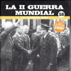 Series de TV: . DVD COLECCION LA II GUERRA MUNDIAL Nº16. Lote 56027984