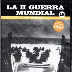 Series de TV: . DVD COLECCION LA II GUERRA MUNDIAL Nº18. Lote 56028115