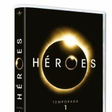 Series de TV: HEROES TEMPORADA 1 2 Y 3 DESCATALOGADAS. Lote 56168354