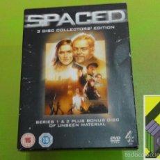Series de TV: SPACED. 3 DISC COLLECTOR'S EDITION. SERIE TV COMPLETA. Lote 56019265