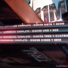 Series de TV: TRU CALLING. PRIMERA TEMPORADA COMPLETA. 8 DVD CONTENIDO 26 EPISODIO . C15DVD. Lote 56376965