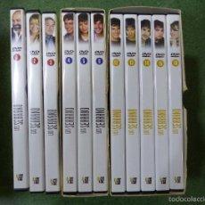 Cine: LOTE - PACK 11 DVD - LOS SERRANOS - 29 CAPÍTULOS DE LA SERIE Y TOMAS FALSAS. Lote 56533461