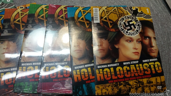 Series de TV: Dvd Coleccion 13 discos Holocausto - Foto 2 - 167475886