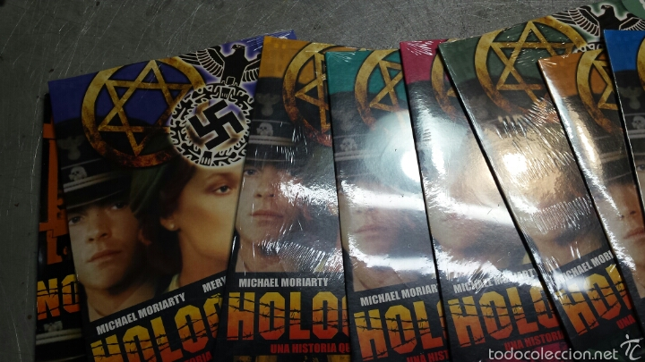 Series de TV: Dvd Coleccion 13 discos Holocausto - Foto 4 - 167475886