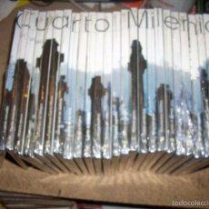 Cine: CUARTO MILENIO, Nº 1 AL 25. LIBRO + DVD. SIN DESPRECINTAR. Lote 56828902