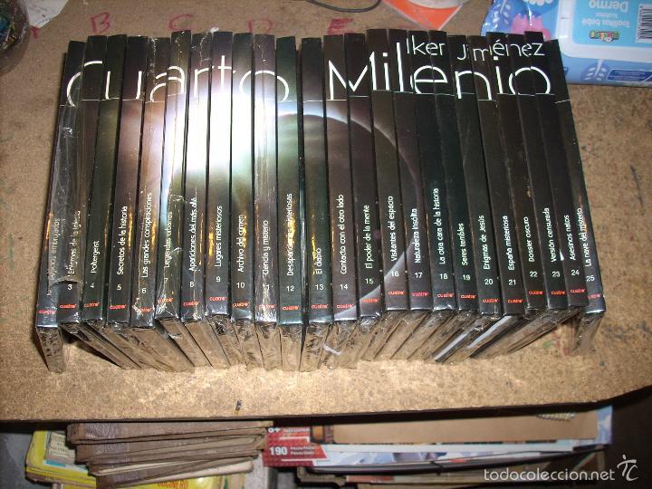 cuarto milenio, nº 2 al 25. libro + dvd. sin de - Comprar Series de ...