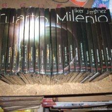 Cine: CUARTO MILENIO, Nº 2 AL 25. LIBRO + DVD. SIN DESPRECINTAR. Lote 56828969