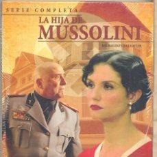 Series de TV: LA HIJA DE MUSSOLINI (SERIE ITALIANA -2DVD) VIO COMO SU PADRE CONDENABA A MUERTE A SU MARIDO. Lote 128334856