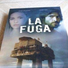 Cine: LA FUGA: TEMPORADA COMPLETA - PACK 4 DVD *NUEVO*. Lote 57573529