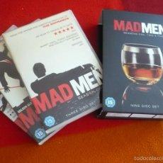 Series de TV: MAD MEN PACK CON TEMPORADAS 1, 2 Y 3 ( JON HAMM ) DVD SERIE EN INGLES CON SUBTITULOS EN INGLES. Lote 57576724