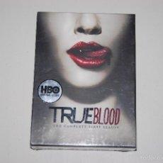 Series de TV: LOTE DVD SERIE TELEVISION TRUE BLOOD 1ª TEMPORADA. NUEVO SIN DESPRECINTAR. Lote 57581782