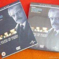 Series de TV: A TOUCH OF FROST PRIMERA TEMPORADA ( DAVID JASON ) DVD SERIE EN INGLES ( NO TIENE SUBTITULOS ). Lote 57616074