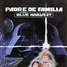 Series de TV: DVD PADRE DE FAMILIA BLUE HARVEST. Lote 57731739