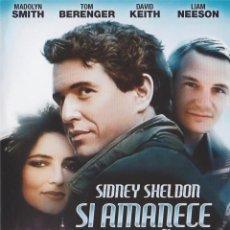 Cine: SI AMANECE MAÑANA (IF TOMORROW COMES). Lote 128308012