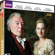 Series de TV: EMMA (2009). Lote 140068998