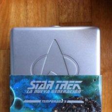 Series de TV: STAR TREK - THE NEXT GENERATION DVD - TNG - EDICION COLECCIONISTA - TEMPORADA 5 - 6 DVDS. Lote 58299277