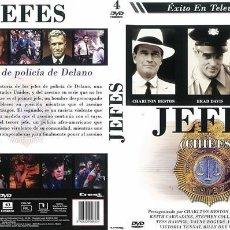 Series de TV: JEFES, CON CHARLTON HESTON Y KEITH CARRADINE. SERIE COMPLETA DE TV (1983) PRECINTADA. 3 DVD. Lote 236642290
