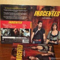 Series de TV: INOCENTES - MINISERIE DE TV - DIRIGIDA POR DANIEL CALPARSORO - DVD. Lote 58695721