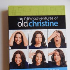 Series de TV: THE NEW ADVENTURES OF OLD CHRISTINE. THE COMPLETE SECOND SEASON - 4 DVD - ENGLISH. Lote 59701799