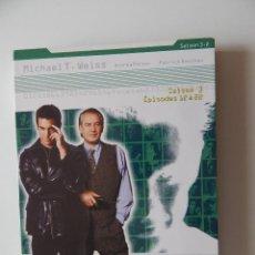 Cine: LE CAMÉLÉON SAISON 3 PARTIE 2 EPISODES 12 À 22 - 3 DVD - FRANÇAIS. Lote 60312247
