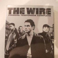 Cine: THE WIRE PRIMERA TEMPORADA COMPLETA DVD ( 5 DISCOS). Lote 61349540