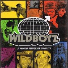 Series de TV: DVD WILDBOYZ PRIMERA TEMPORADA COMPLETA ( 2 DISCOS). Lote 61548664
