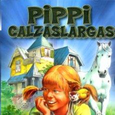 Series de TV: PIPPI CALZASLARGAS [7 DVD. SERIE COMPLETA] BOX. Lote 63373088