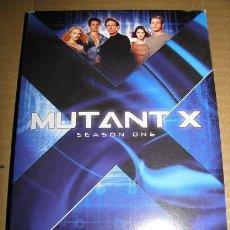 Cine: MUTANT-X (SEASON ONE) IMPORTACION (¡¡OFERTA 3X2 EN SERIES DVD!!) LEER DESCRIPCION. Lote 63563824