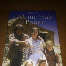 Series de TV: SERIE 1, HET KLEINE HUÍS OP DE PRAIRIE...6 DVD AUDIO EN INGLÉS.. Lote 64402315