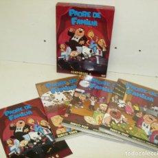 Series de TV: PADRE DE FAMILIA TEMPORADA 6, 13 CAPÍTULOS EN 3 DVD. Lote 64508015