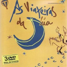 Series de TV: DVD AS VIAXEIRAS DA LÚA ( 3 DVD). Lote 65934430