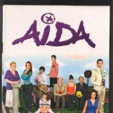 Series de TV: DVD 16 CAPITULOS SERIE AIDA - SEPTIMA TEMPORADA PRIMERA PARTE. Lote 182905735