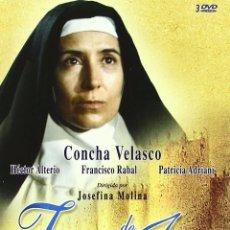Series de TV: SERIE : TERESA DE JESÚS [DVD] NUEVA Y PRECINTADA. Lote 68235153