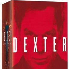 Series de TV: DEXTER SERIE COMPLETA EN DVD. Lote 68776601