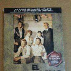 Cine: DVD EL VIRGINIANO PRIMERA TEMPORADA PARTE 1 5 DVD'S A TODO COLOR. Lote 69015453
