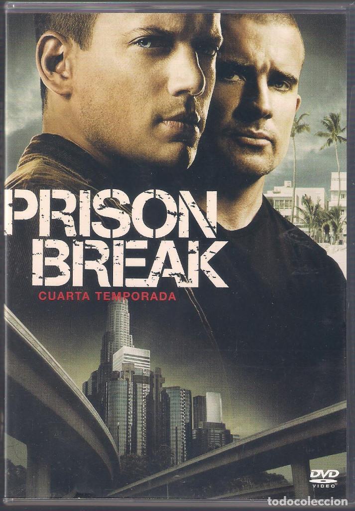 Prison break - cuarta temporada (final) complet - Vendido en Venta ...